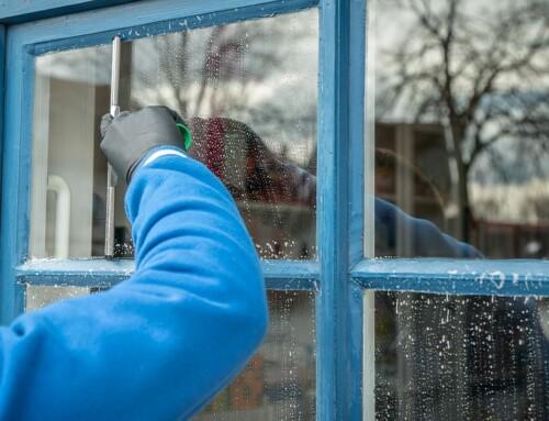 Jobdating – Rengøring og vinduespudsning